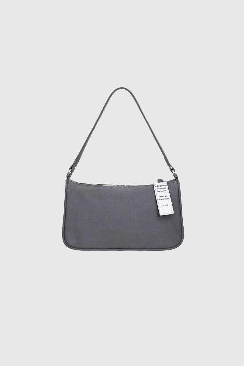ENVELOPE SUEDE LEATHER BAG